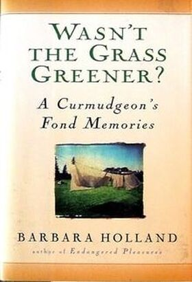 cover Grass Greener book